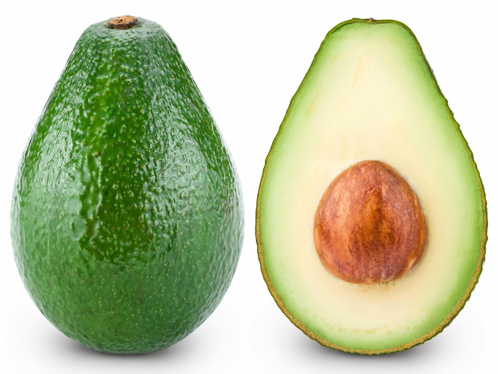 diyet avokado salatası