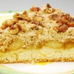 diyet elmalı kek