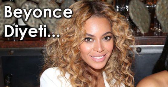 Beyonce nasıl zayıfladı