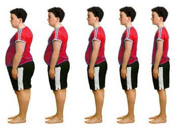 hızlı kilo kaybının zararları
