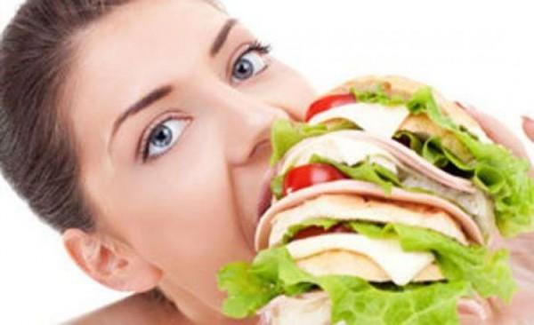stres ve fazla yemek yeme nedenleri