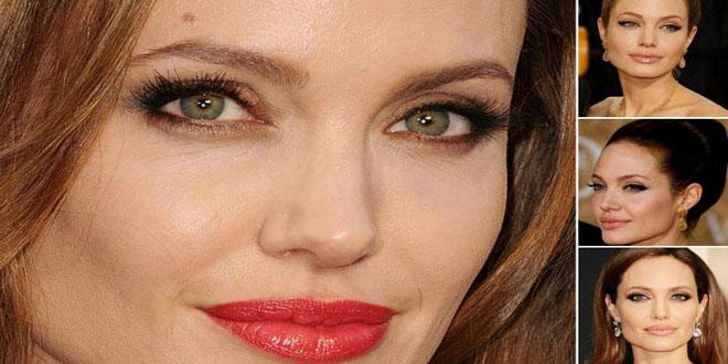 Angelina Jolie güzellik sırları
