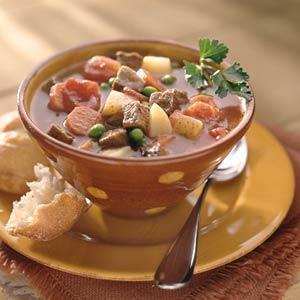 Kolay diyet çorba diyet tarifi