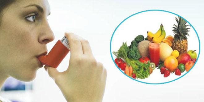Astım Hastaları İçin Beslenme