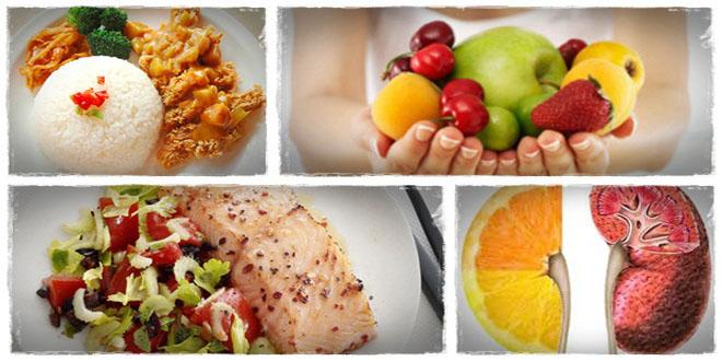 Böbrek Hastalarında Beslenme