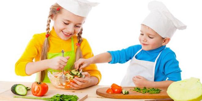 Çocuklar İçin Sağlıklı Abur Cuburlar